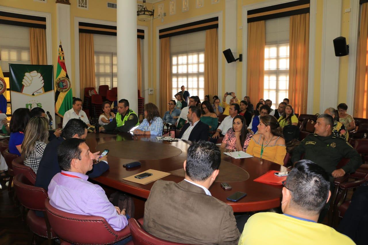 II Consejo Departamental de política Social. Avances en compromisos en Santander | EL FRENTE