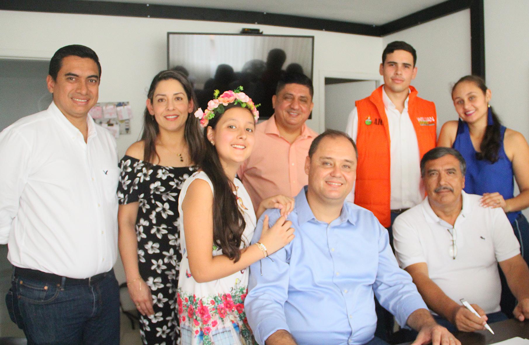William Gómez y sus cinco estrategias para el progreso en Floridablanca   EL FRENTE
