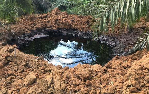 Hallazgo de Ecopetrol en Santander. Nuevo yacimiento de crudo en Rionegro | EL FRENTE