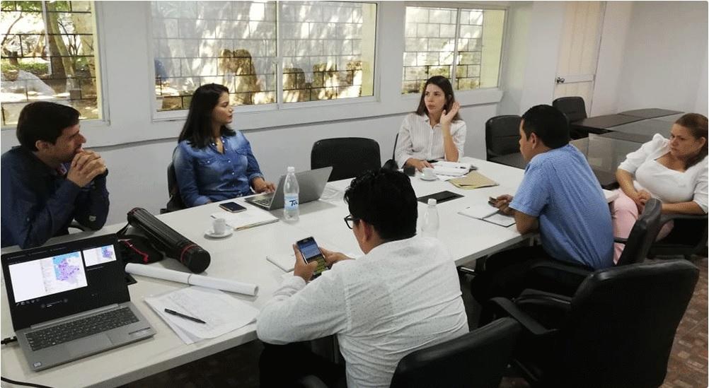 URT realiza alianza con autoridad ambiental en el sur de Bolívar | EL FRENTE