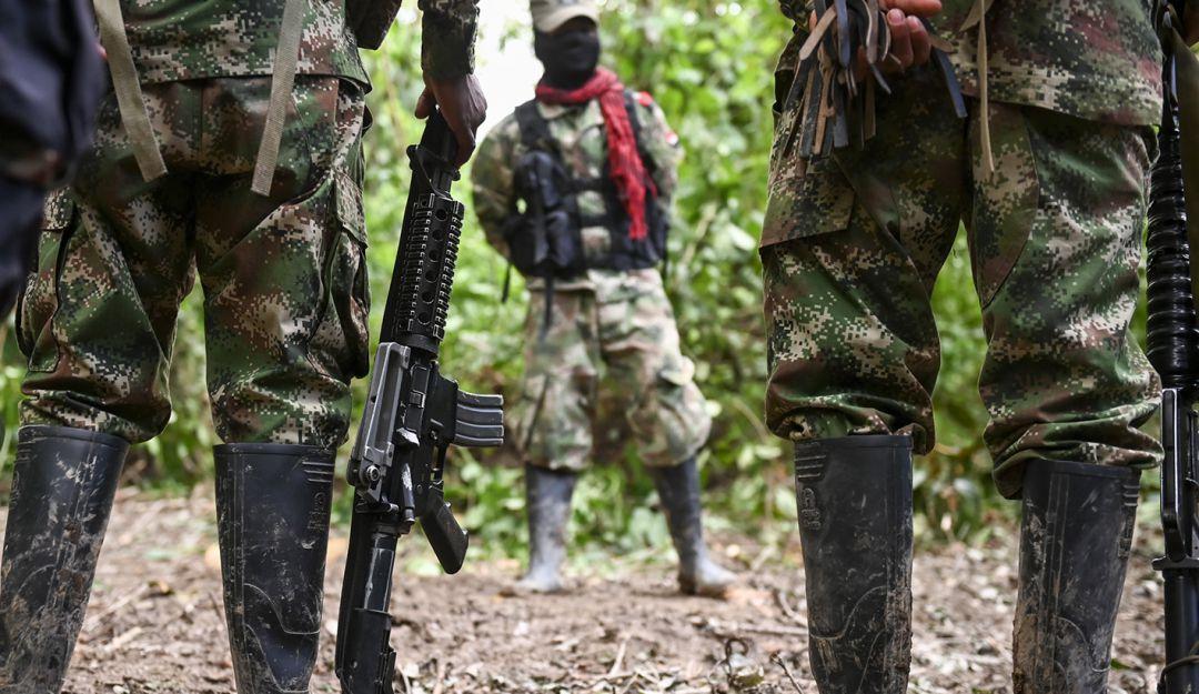 Enfrentamientos del ELN y Ejército dejó dos guerrilleros muertos  | EL FRENTE