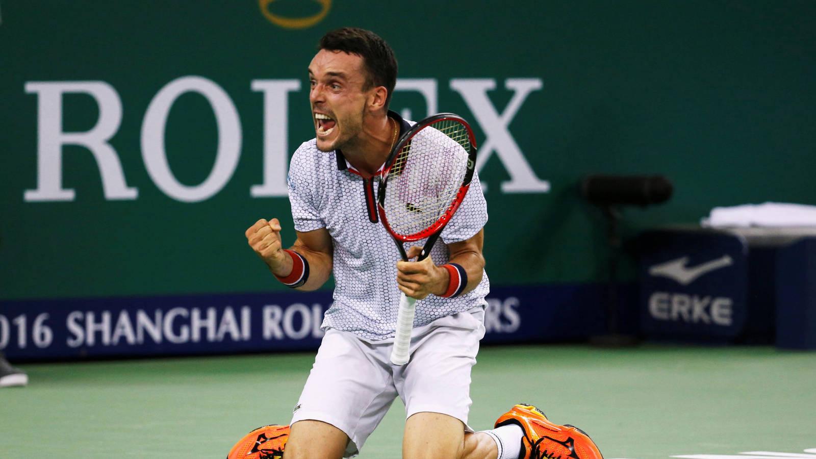 El tenista Roberto Bautista le pone fin a la ilusión suramericana | EL FRENTE