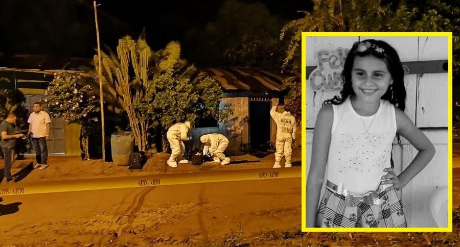 Hallan cuerpo de niña de 10 años en caneca de basura con signos de violencia  | EL FRENTE