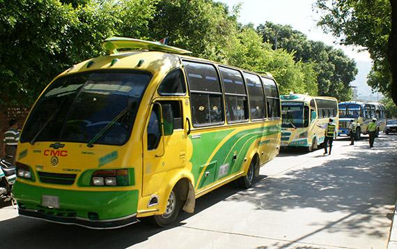 Roban a conductor de bus urbano con escopolamina | EL FRENTE
