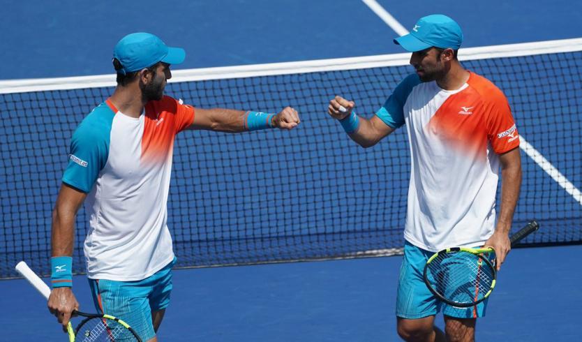 Cabal & Farah van por el título del Grand Slam | EL FRENTE