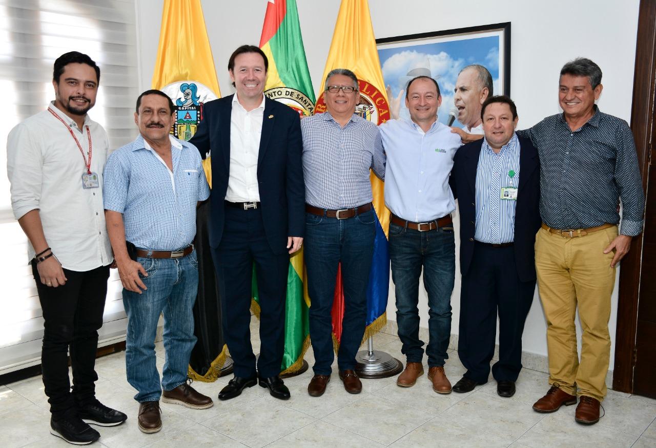 Las UTS tendrán sede regional en Barrancabermeja   EL FRENTE