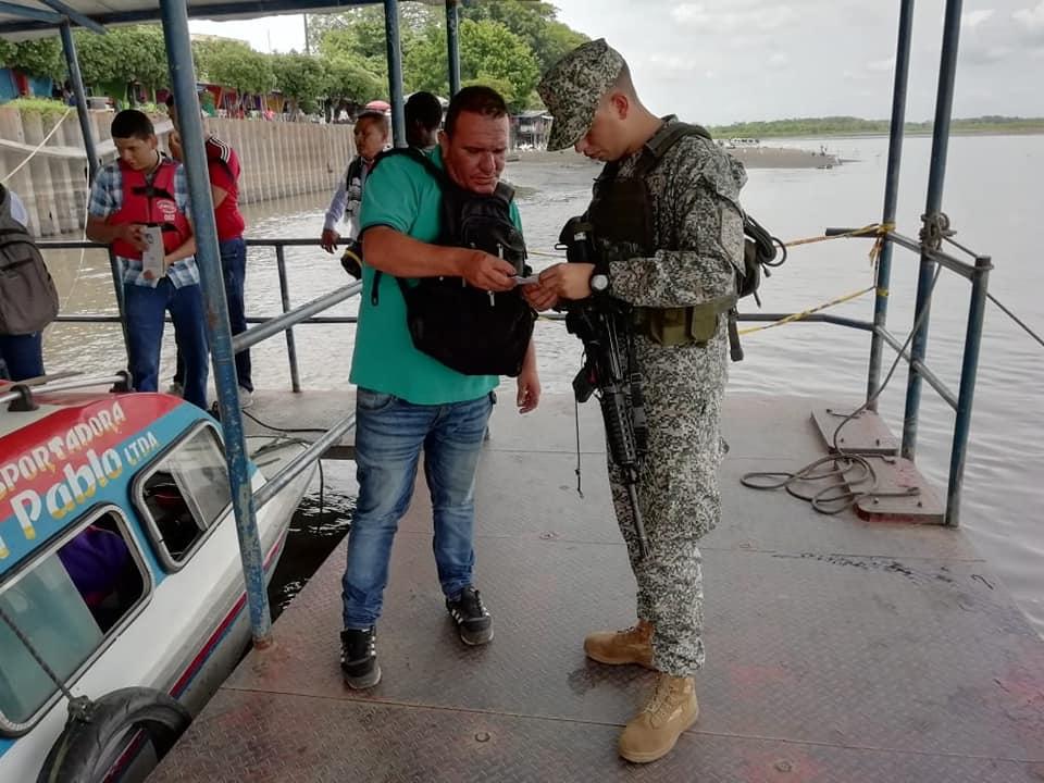 BREVES PORTEÑAS: Seguridad en El Muelle fluvial | EL FRENTE