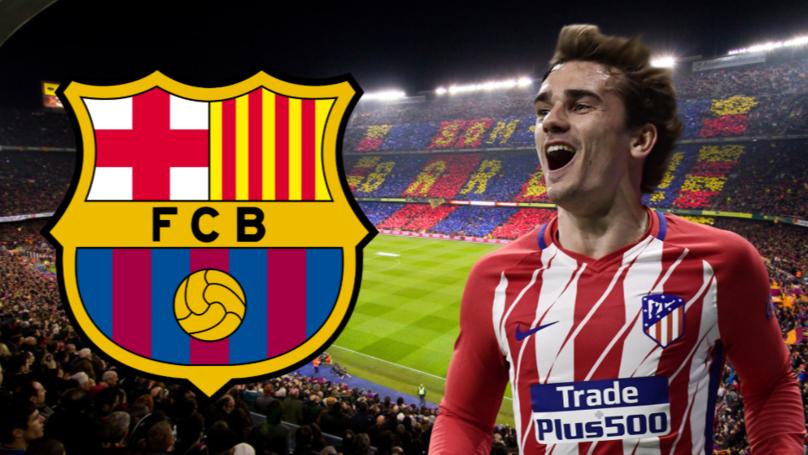 Griezmann ya es jugador del Barcelona | EL FRENTE