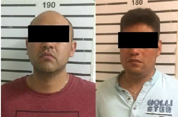 Dos policías detenidos por abusar de una mujer drogada en México | EL FRENTE