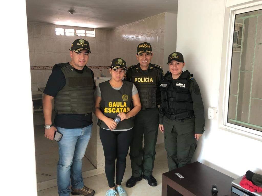 Rescatan a mujer que habría sido secuestrada en Sabana de Torres | EL FRENTE