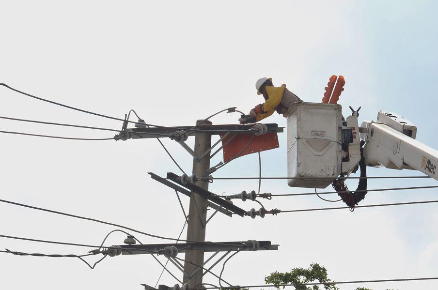 Este martes habrá corte de luz en Bucaramanga  | EL FRENTE