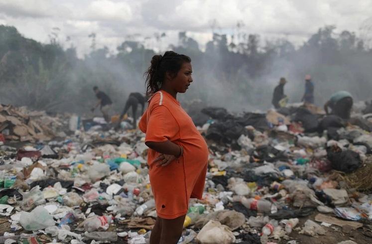 La crisis en Venezuela disparó el hambre en Sudamérica. 42,5 millones de personas subalimentadas | EL FRENTE