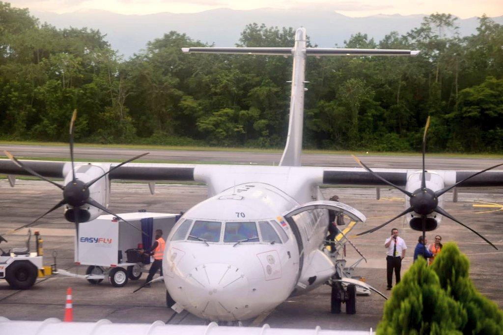 Easyfly iniciará operaciones aéreas entre Barrancabermeja - Bogotá | EL FRENTE