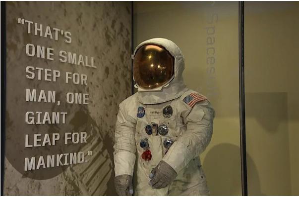 A 50 años del lanzamiento del Apollo 11 | EL FRENTE