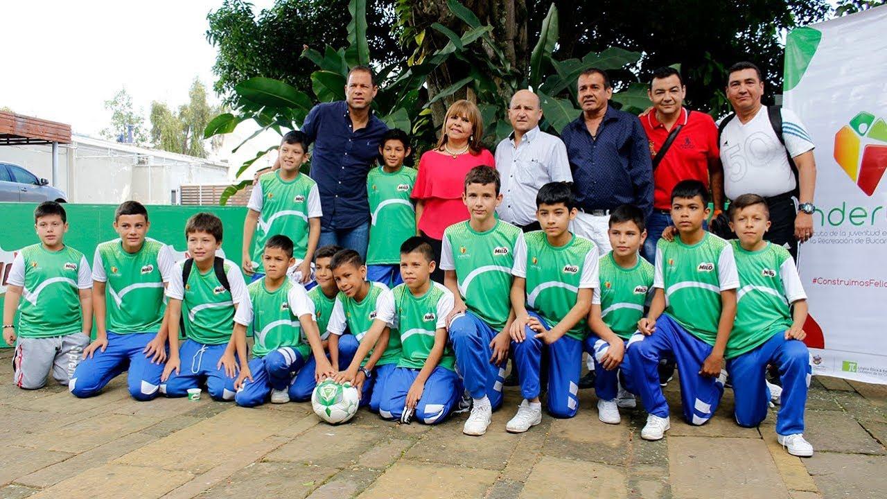 Intercolegiados Copa Milo Bucaramanga realiza fichaje | EL FRENTE