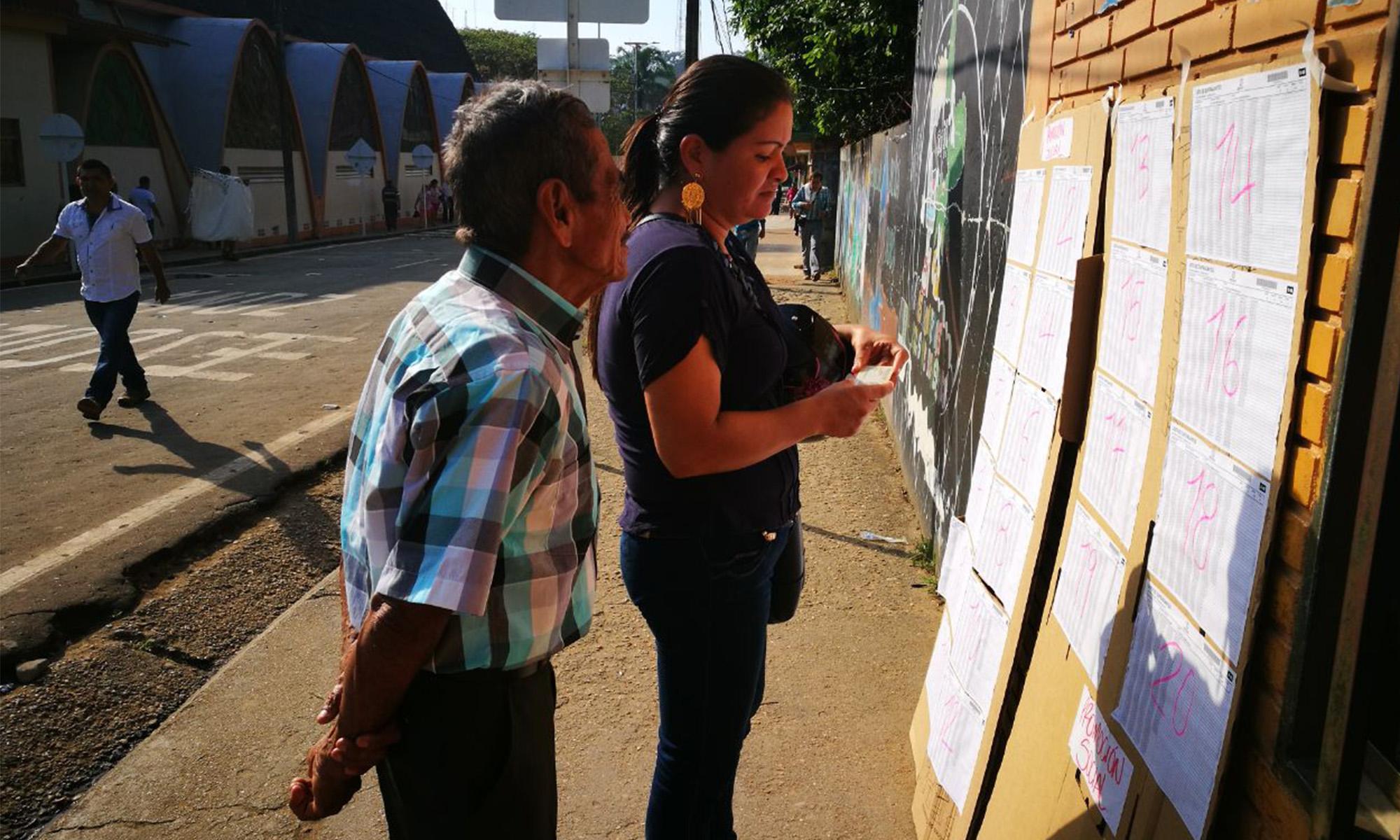 Elecciones del 27 de octubre en el Puerto Petrolero. Habilitados 14 nuevos puestos de votación | EL FRENTE