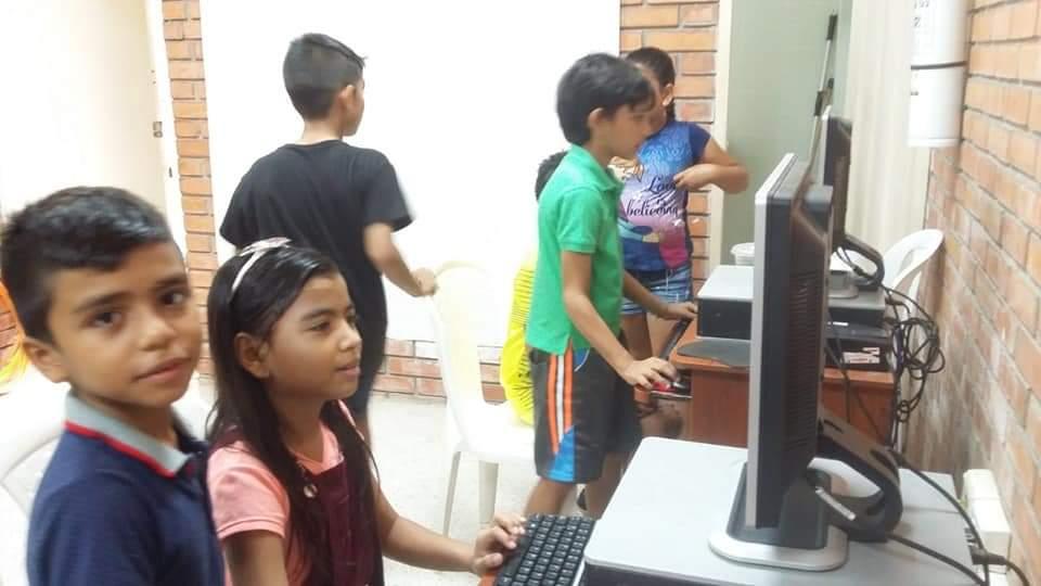 Secretaría TIC. Finalizaron las Vacaciones Recreativas Digitales en Barrancabermeja | EL FRENTE