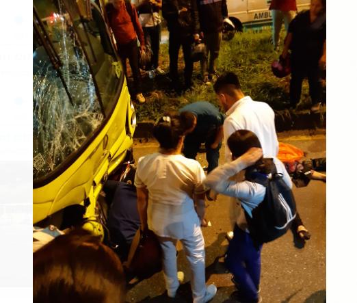 Dos muertos dejó accidente en la vía Piedecuesta  | EL FRENTE