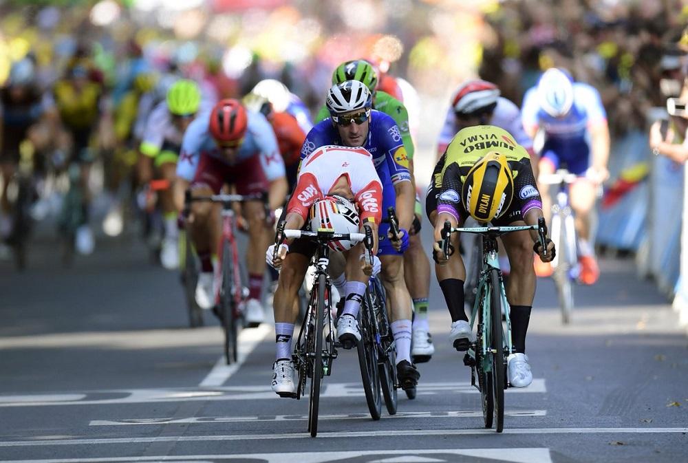 Caleb Ewan ganó con sprint de infarto en Toulouse    Internacional   Deportes   EL FRENTE