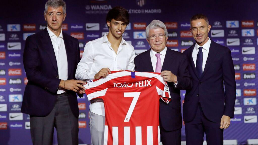 Atlético Madrid fichó a su octavo refuerzo   Internacional   Deportes   EL FRENTE