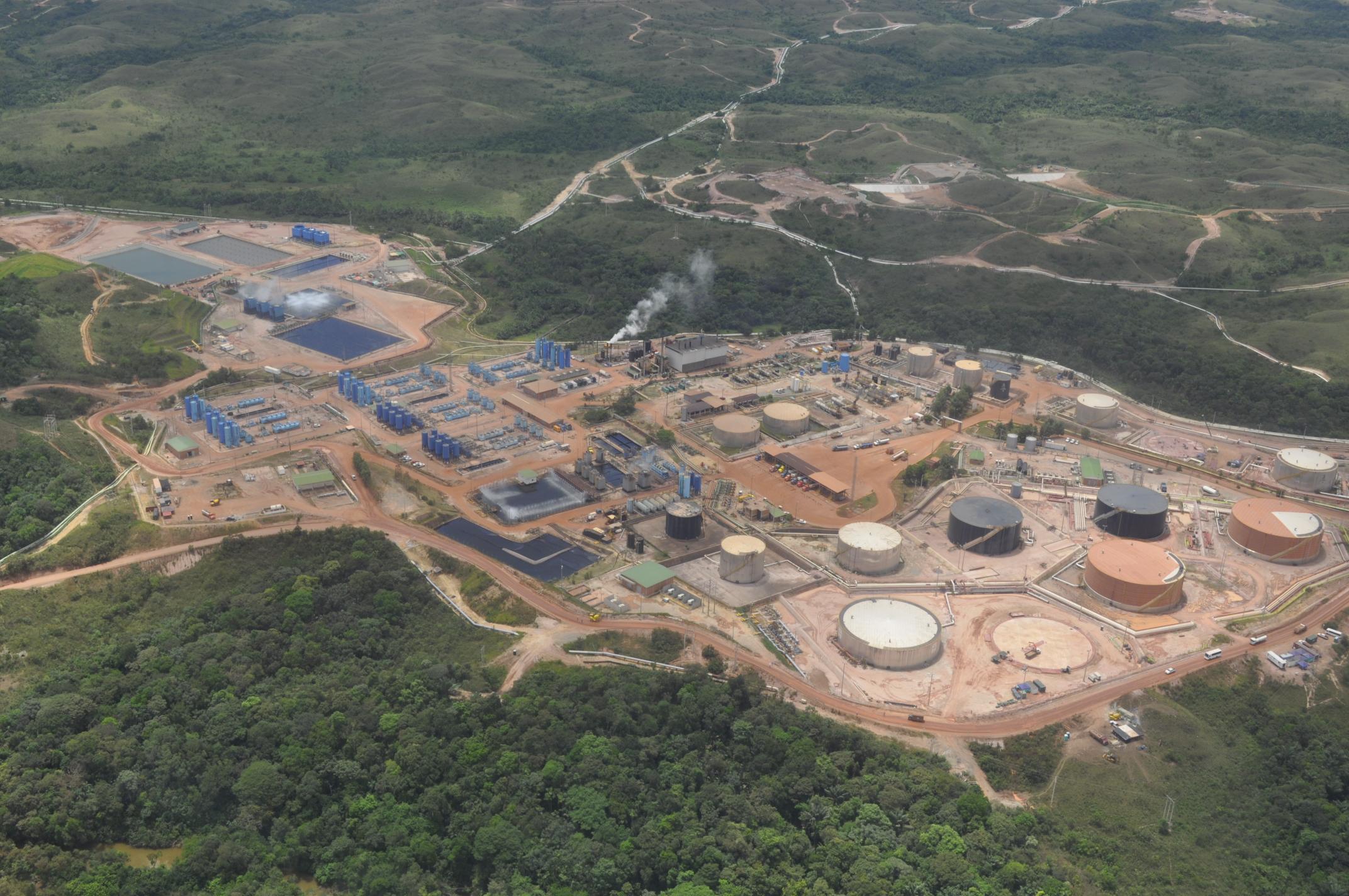 Más barriles extractados de campo petrolero Caño Sur. Ecopetrol alcanzó record de producción | Economía | EL FRENTE