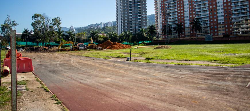 Inició carrera para transformar Estadio de Atletismo La Flora   Floridablanca   Metro   EL FRENTE