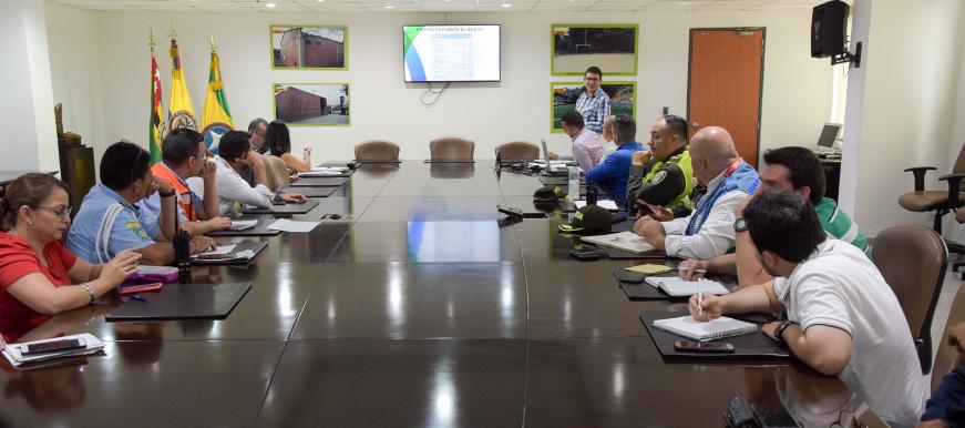 Consejo de Gestión del Riesgo avaló dos obras de mitigación  | Local | Política | EL FRENTE