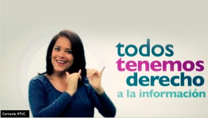 Ojo candidatos: hay que incluir lenguaje de señas en sus discursos | Local | Política | EL FRENTE