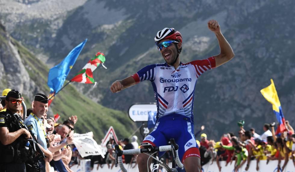 Pinot gana en el Tourmalet y Alaphilippe mantiene el liderato   Internacional   Deportes   EL FRENTE
