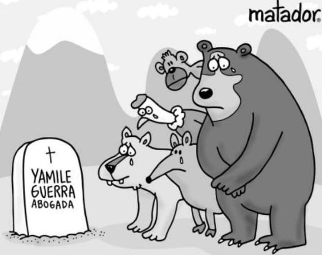Hoy a las 3 de la tarde Bucaramanga despide a Yamile Guerra | Local | Justicia | EL FRENTE