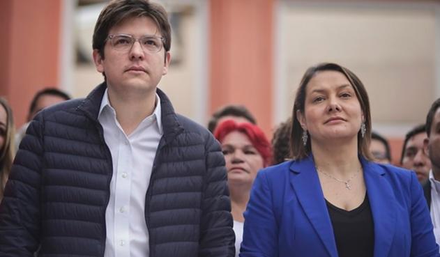 Reverzazo del Centro Democrático a la candidatura de Garzón y apoya a Uribe a alcaldía de Bogotá | Nacional | Política | EL FRENTE