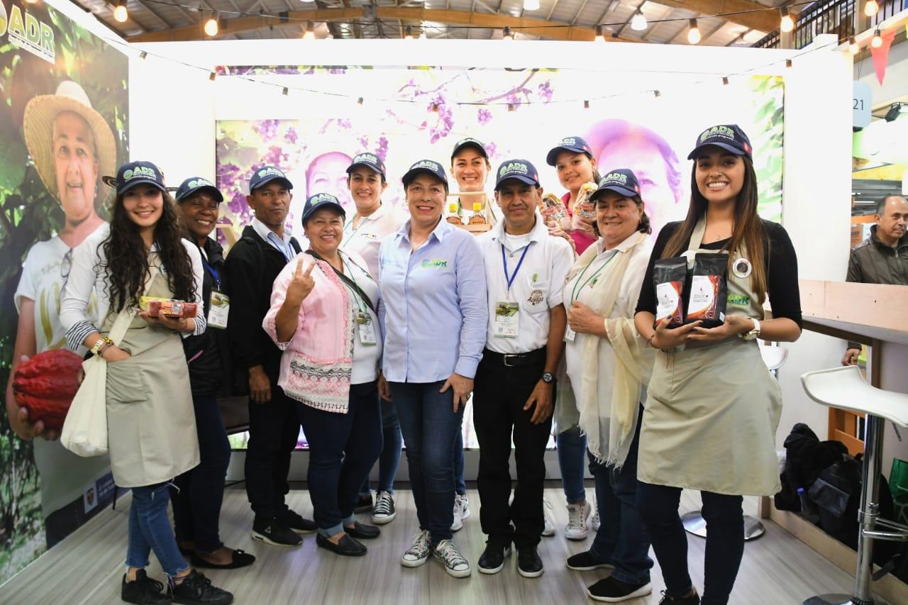Vitrina comercial a productores del país en Agroexpo 2019 con la Agencia de Desarrollo Rural | Economía | EL FRENTE