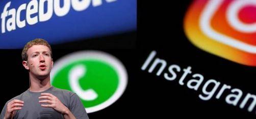 Mark Zuckerberg creador de Facebook cambiará los nombres de Instagram y WhatsApp | EL FRENTE