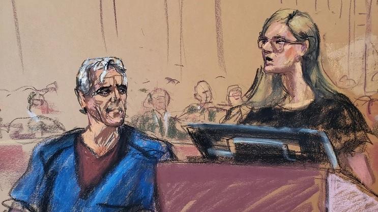 Revelan detalles sobre cómo operaba la red sexual de menores de Jeffrey Epstein   EL FRENTE