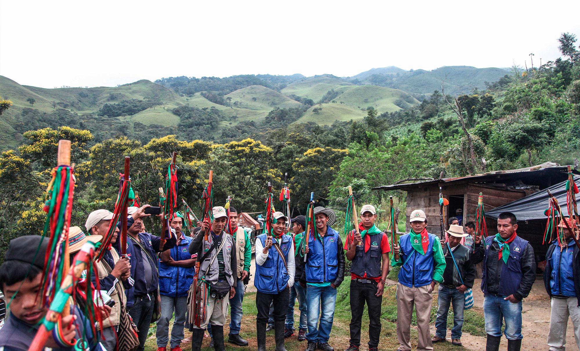 Murió tercera víctima del atentado en el Cauca. Minga y protección, el llamado de guardia indígena   EL FRENTE