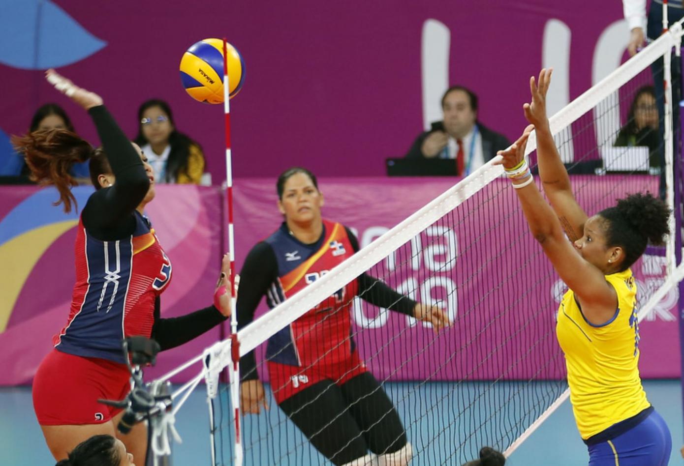 Colombia logró una medalla de plata con sabor a oro en voleibol femenino de los Juegos Panamericanos | EL FRENTE