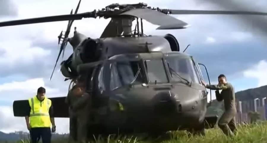 Experto señaló los errores en el accidente de los dos militares fallecidos | EL FRENTE