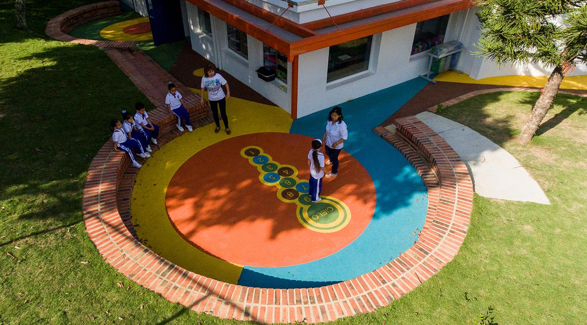 Colegio Las Américas con un nuevo ambiente de aprendizaje  | EL FRENTE