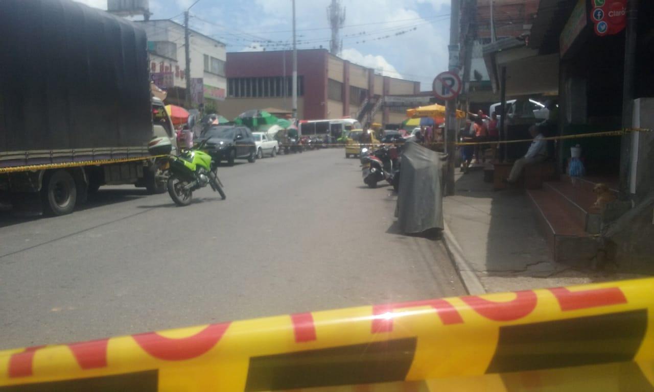 Sicariato en Bucaramanga | EL FRENTE