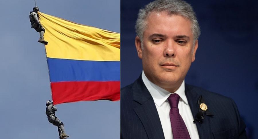 Duque ordena prohibir revistas aéreas en Colombia  | EL FRENTE