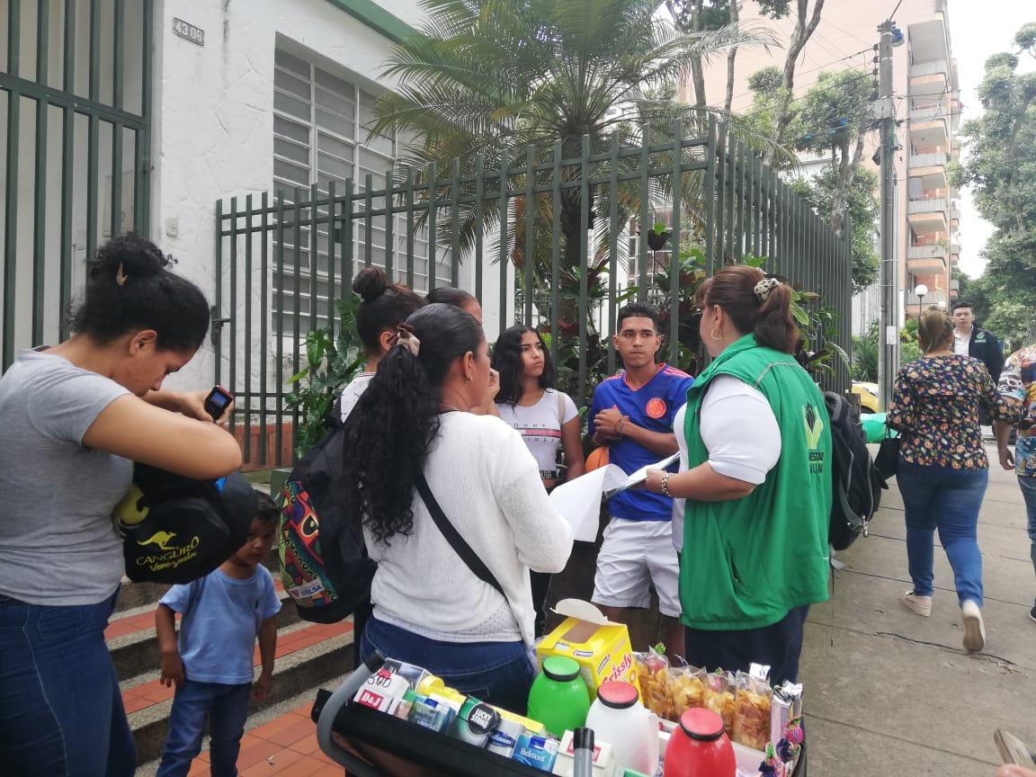 Cifras entregadas por el ICBF. Un total de 2.454 niños venezolanos son atendidos en Santander   EL FRENTE