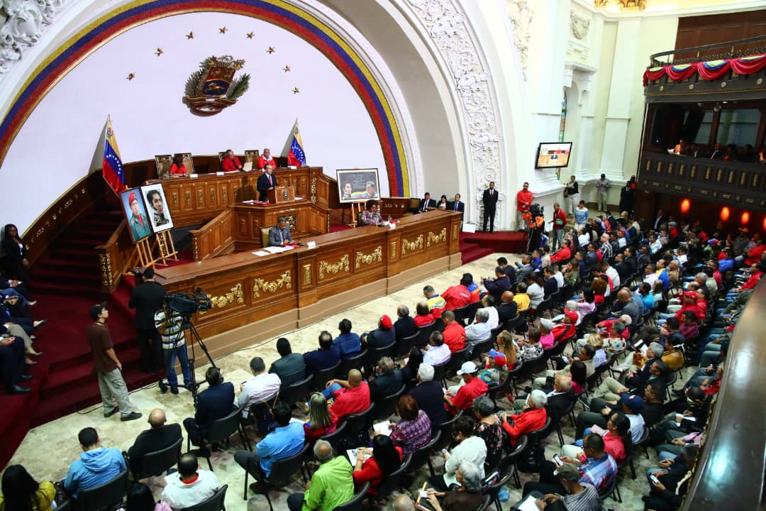 Régimen venezolano deja sin fuero a cuatro diputados   EL FRENTE