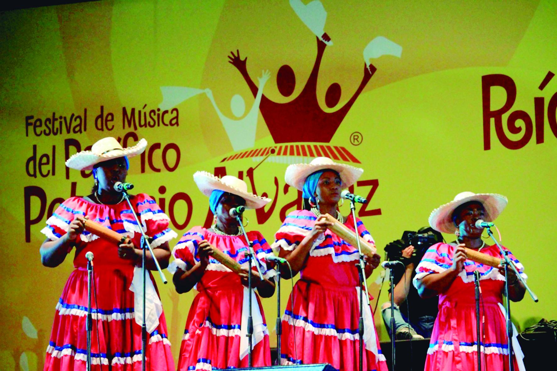 Comienza el Festival Petronio Álvarez | EL FRENTE