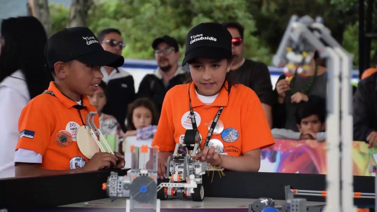 Invitación a Colegios y clubes de robótica de Santander. Lego League Colombia cierra el 20 de agosto   Local   Economía   EL FRENTE