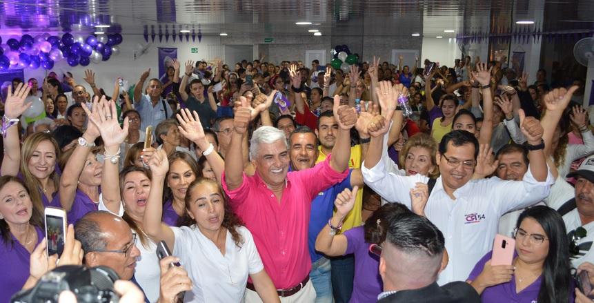 Mujeres protagonizaron multitudinaria inauguración de la casa social de Elkin Bueno    Política   EL FRENTE