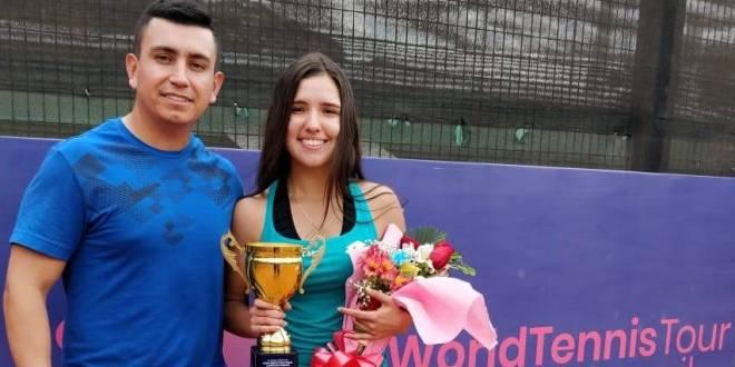La colombiana Maria Camila Osorio ganó su segundo título profesional en Ecuador | Deportes | EL FRENTE