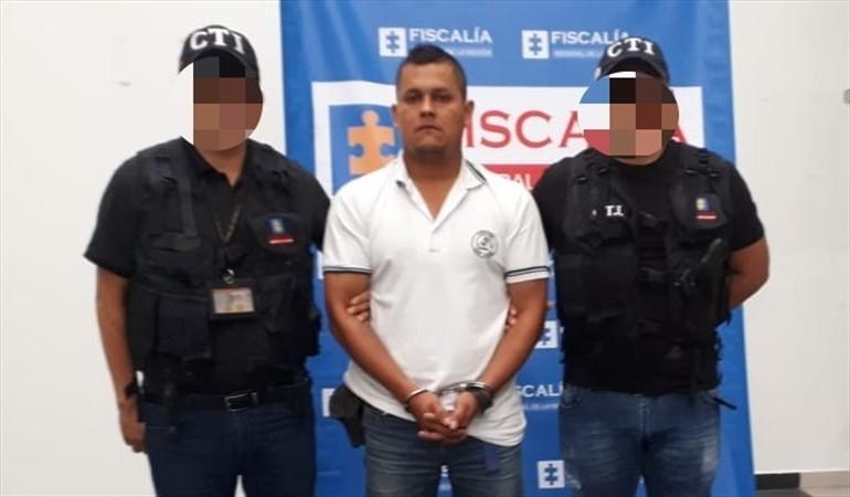 Desmovilizado de las AUC es capturado en Pereira   Colombia   EL FRENTE