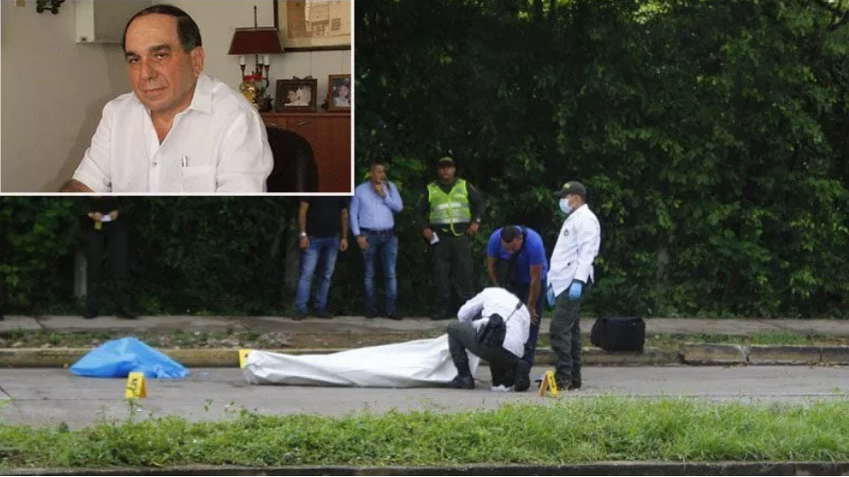 Asesinaron a reconocido doctor y dirigente deportivo    Colombia   EL FRENTE