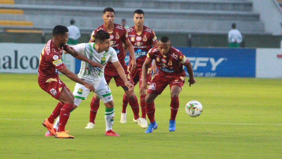 Atlético Bucaramanga recibe al Deportes Tolima  | Local | Deportes | EL FRENTE