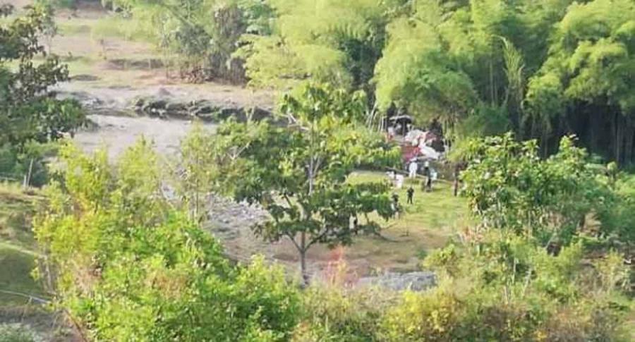 Masacran a cinco personas que acampaban en Caldas   Colombia   EL FRENTE
